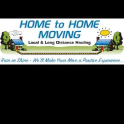 Home To Home Moving logo