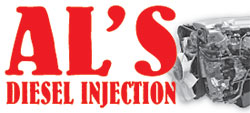 Al's Diesel Injection logo