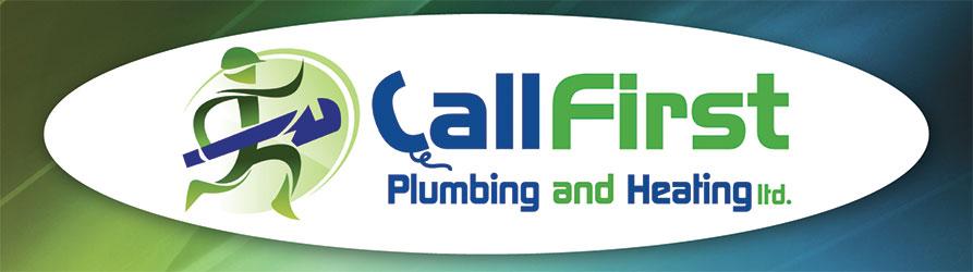Call First Plumbing And Heating Ltd logo