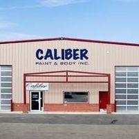 Caliber Paint & Body Inc logo
