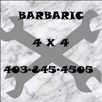 Barbaric 4X4 & Auto Repair logo