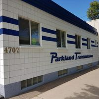 Parkland Transmission logo