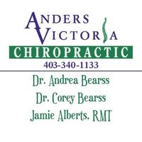 Anders Victoria Family Chiropractic logo