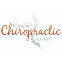 Blackfalds Chiropractic Centre logo