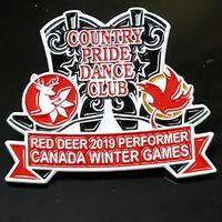 Country Pride Dance Club logo
