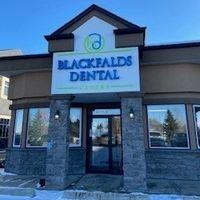 Blackfalds Dental Centre logo