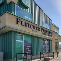 Fletcher Printing logo