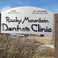 Rocky Mountain Denture Clinic Ltd logo