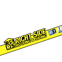 Right Side Roofing & Siding logo