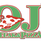 OJ's Steak & Pizza logo