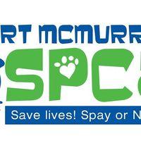 Fort McMurray SPCA logo