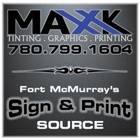 Maxx K Tinting Ltd logo
