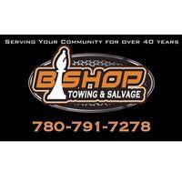 Bishop Towing & Salvage logo