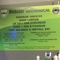 Mobster Mechanical Inc logo