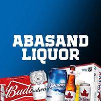 Abasand Liquor Store logo