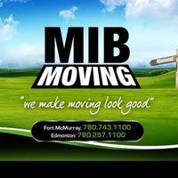 MIB Moving logo