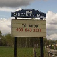 Hoadley Community Hall logo