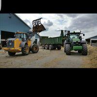 Meinema Custom Farming logo