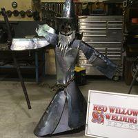 Red Willow Welding 2012 Ltd logo