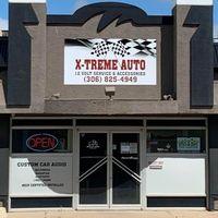 X-treme Auto Service & Accessories logo