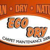 Eco Dry Carpet Maintenance 2008 logo