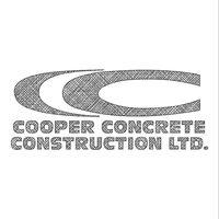 Cooper Concrete Construction Ltd logo