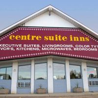 Centre Suite Inns logo