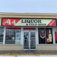Plaza 44 Liquor Store logo