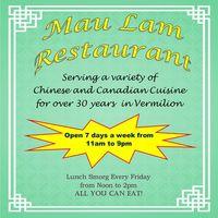 Mau Lam Restaurant Ltd logo