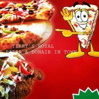 Terry's Royal Pizza logo