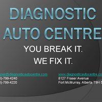 Diagnostic Auto Center logo