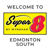 Super 8 Hotel Edmonton South logo