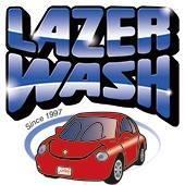 Lazer Wash logo