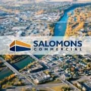 Salomons Commercial logo