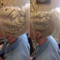 Calico Hair Studio logo