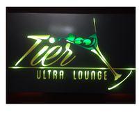 Tier Ultra Lounge logo