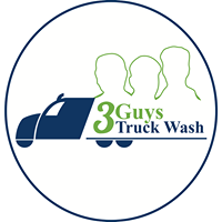 3 Guys Truck Wash logo