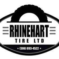 Rhinehart Tire logo