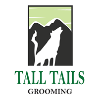 Tall Tails Grooming logo