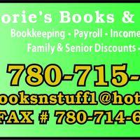 Lorie's Books & Stuff logo