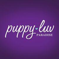 Puppy Luv Paradise logo