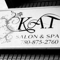 Kat Salon & Spa logo