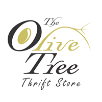 The Olive Tree Thrift Store logo