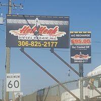 Hell Yeah Diesel Repair Inc logo