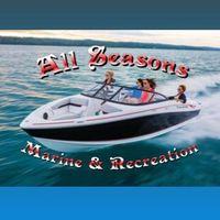 All Seasons Marine & Recreation logo