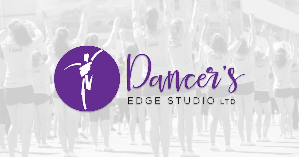 Dancer's Edge Studio Ltd logo