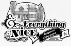 And Everything Nice Antiques & Collectibles logo