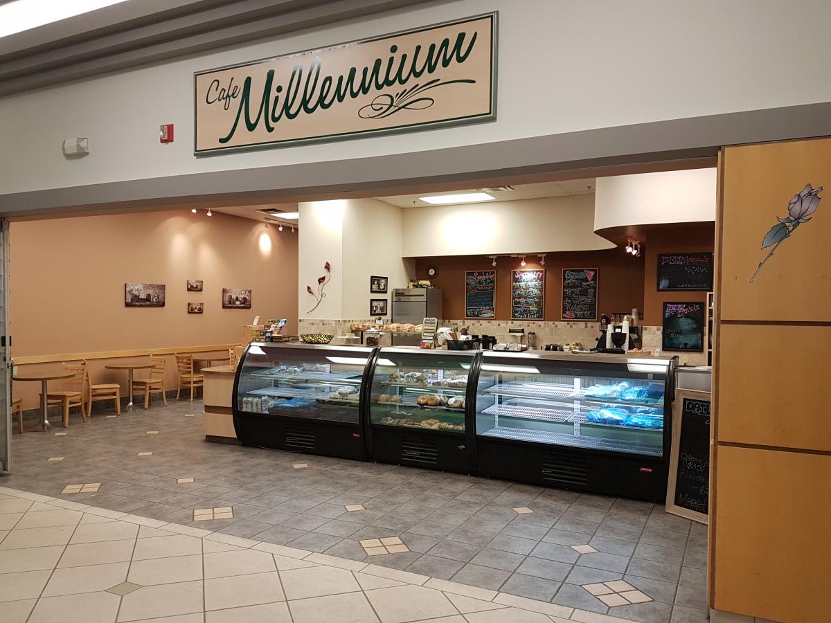 Cafe Millennium Inc logo