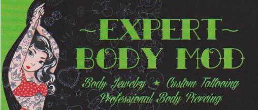 Expert Body Modification logo