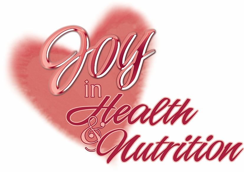 Joy In Health & Nutrition logo